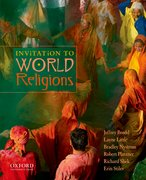 Cover for Invitation to World Religions