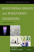 Cover for Myasthenia Gravis and Myasthenic Disorders