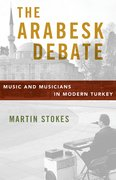 Cover for The Arabesk Debate