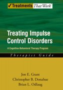 Cover for Treating Impulse Control Disorders