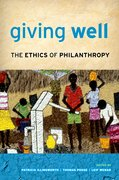 Cover for Giving Well