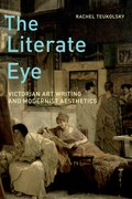 Cover for The Literate Eye
