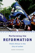 Cover for Performing the Reformation