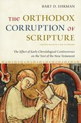 Cover for The Orthodox Corruption of Scripture