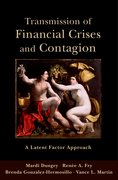 Cover for Transmission of Financial Crises and Contagion: