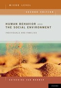 Cover for Human Behavior and the Social Environment, Micro Level