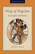 Cover for King of Ragtime