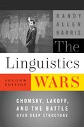 Cover for The Linguistics Wars - 9780199740338