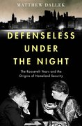 Cover for Defenseless Under the Night
