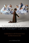Cover for Making Music for Modern Dance