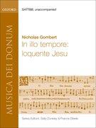 Cover for In illo tempore: loquente Jesu