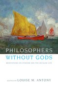 Cover for Philosophers without Gods