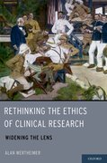 Cover for Rethinking the Ethics of Clinical Research