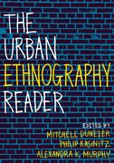 Cover for The Urban Ethnography Reader