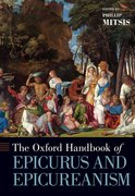 Cover for Oxford Handbook of Epicurus and Epicureanism
