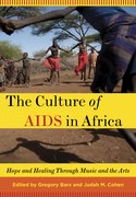 Cover for The Culture of AIDS in Africa