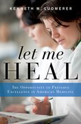Cover for Let Me Heal