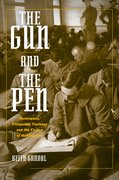 Cover for The Gun and the Pen