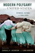 Cover for Modern Polygamy in the United States