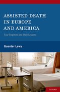 Cover for Assisted Death in Europe and America