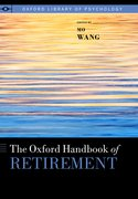 Cover for The Oxford Handbook of Retirement