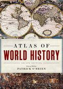 Cover for Atlas of World History