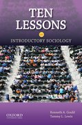 Cover for Ten Lessons in Introductory Sociology