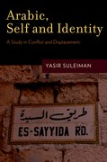 Cover for Arabic, Self and Identity