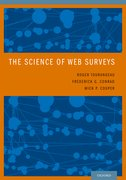 Cover for The Science of Web Surveys