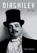 Cover for Diaghilev
