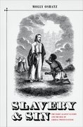 Cover for Slavery and Sin