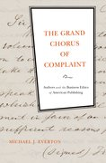 Cover for The Grand Chorus of Complaint