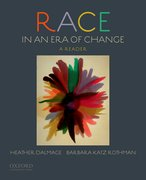 Cover for Race in an Era of Change