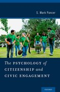 Cover for The Psychology of Citizenship and Civic Engagement