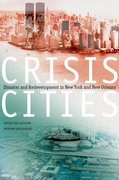 Cover for Crisis Cities