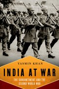 Cover for India At War