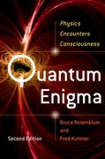 Cover for Quantum Enigma