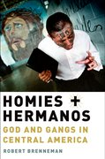 Cover for Homies and Hermanos