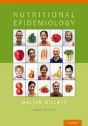 Cover for Nutritional Epidemiology