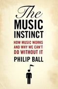 Cover for The Music Instinct