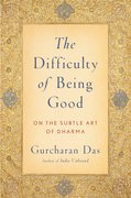 Cover for The Difficulty of Being Good