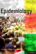 Cover for Epidemiology