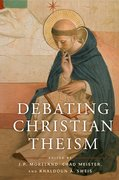 Cover for Debating Christian Theism