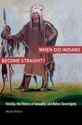 Cover for When Did Indians Become Straight?