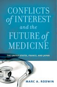 Cover for Conflicts of Interest and the Future of Medicine