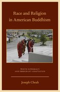 Cover for Race and Religion in American Buddhism