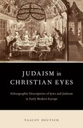 Cover for Judaism in Christian Eyes