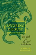 Cover for Savoring Disgust