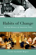 Cover for Habits of Change
