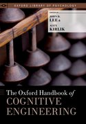 Cover for The Oxford Handbook of Cognitive Engineering